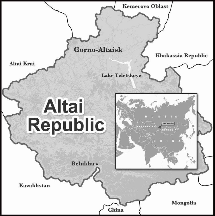 Altai Republic Culture of Altai Republic
