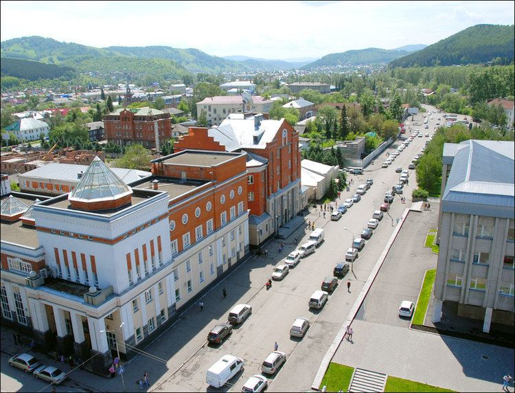 Altai Republic in the past, History of Altai Republic