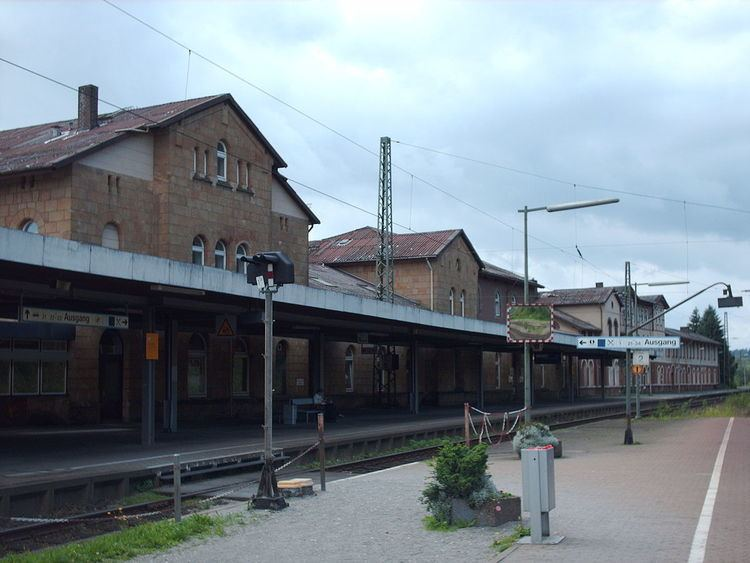 Altenbeken station
