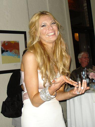 Althea Harper Pretty In Dayton Attending The Wedding of Althea Harper