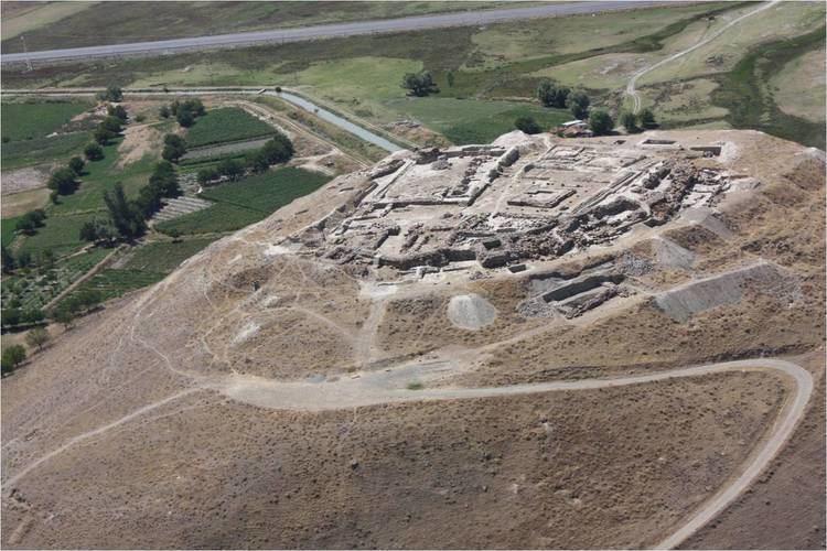 Altıntepe Da Medya Arkeoloji Yazar Zuhal TUZCU yazd Erzincan Altntepe