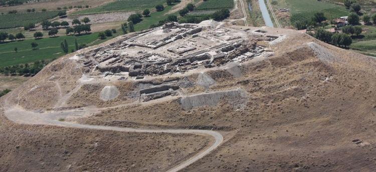 Altıntepe Erzincan39da Altntepe Kazlar Balad Arkeofili
