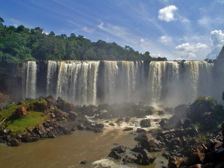 Alto Parana Department Beautiful Landscapes of Alto Parana Department