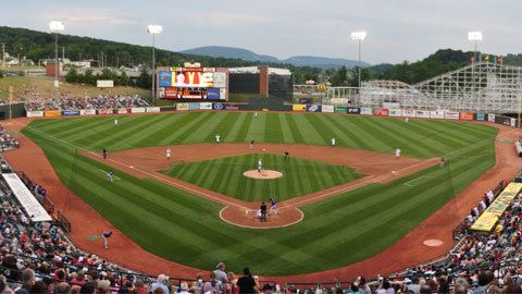 Altoona Curve Attendance Continues to Rise For Curve MiLBcom News The