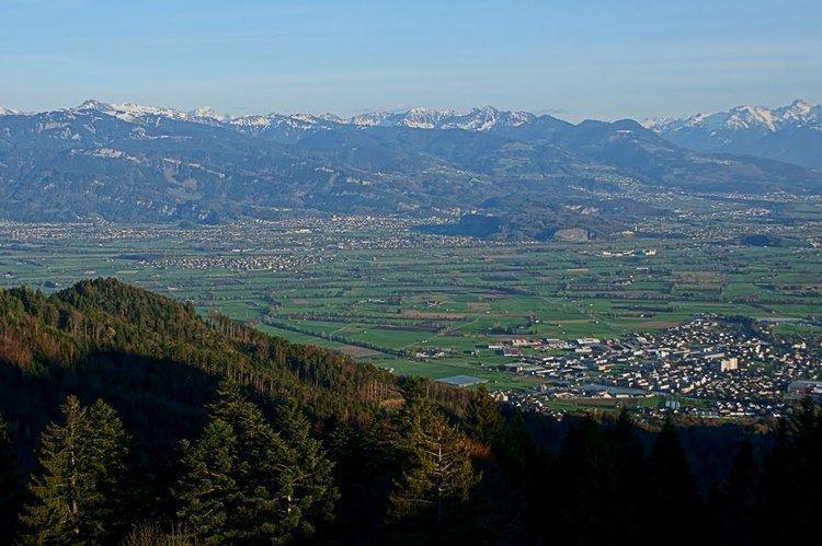 Altstatten Beautiful Landscapes of Altstatten