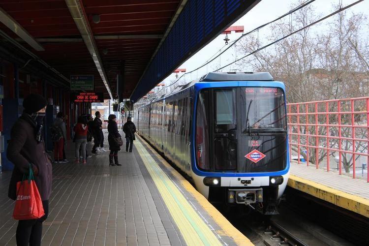 Aluche (Madrid Metro)