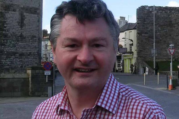 Alun Pugh Alun Pugh Labour Party candidate for Arfon Daily Post