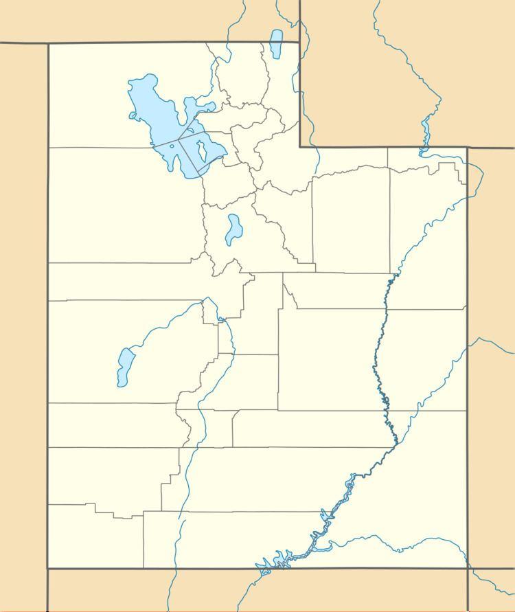 Alunite, Utah