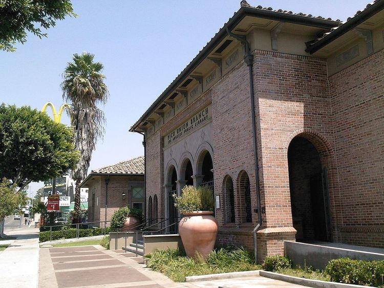 Alvarado Street