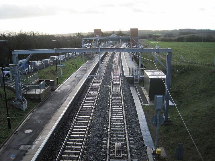 Alvechurch railway station