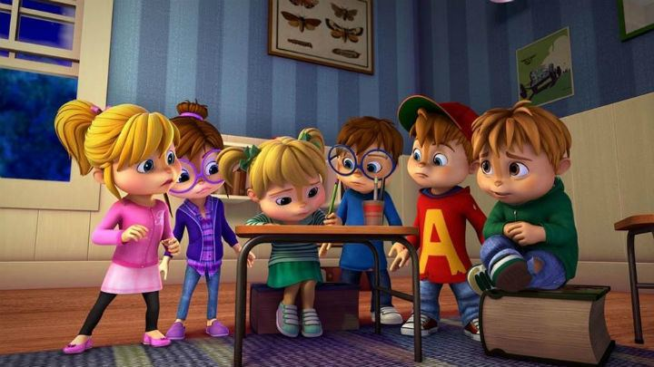 Alvin and the Chipmunks (2015 TV series) My thoughts on Nickelodeon39s quotAlvin and the Chipmunksquot Anthony39s Notes