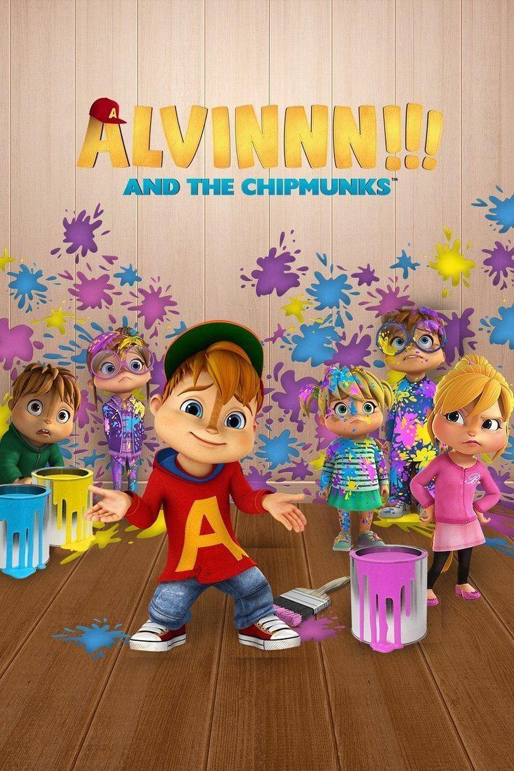 Alvin and the Chipmunks (2015 TV series) wwwgstaticcomtvthumbtvbanners11563362p11563