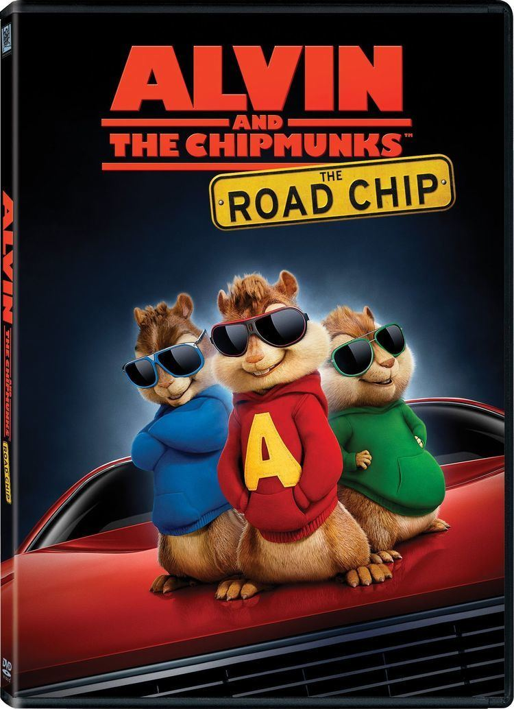 Alvin and the Chipmunks: The Road Chip Alvin and the Chipmunks The Road Chip DVD Release Date March 15 2016