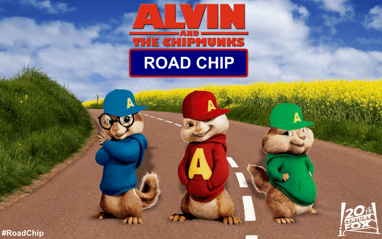 Alvin and the Chipmunks: The Road Chip Dec 12 Movie Screening Alvin and The Chipmunks The Road Chip