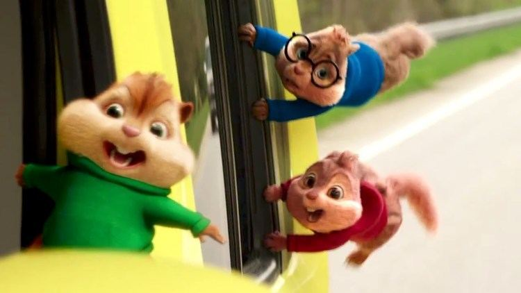Alvin and the Chipmunks: The Road Chip Alvin And The Chipmunks 4 The Road Chip TRAILER 2 YouTube