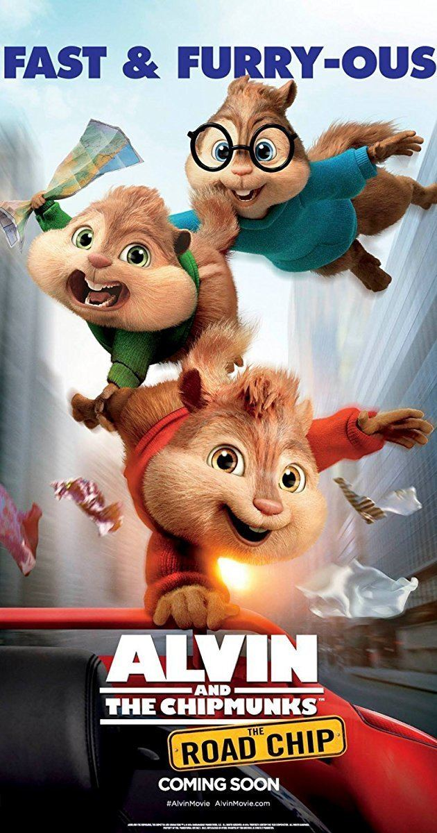 Alvin and the Chipmunks: The Road Chip Alvin and the Chipmunks The Road Chip 2015 IMDb