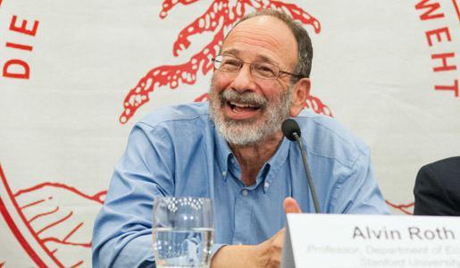 Alvin E. Roth Alvin E Roth Photo Gallery