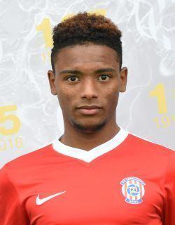 Alvin Fortes FC Zbrojovka Brno Profil hre Alvin Fortes 9