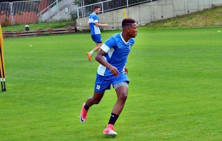 Alvin Fortes FC Zbrojovka Brno Alvin Fortes Nepijel jsem na dovolenou chci