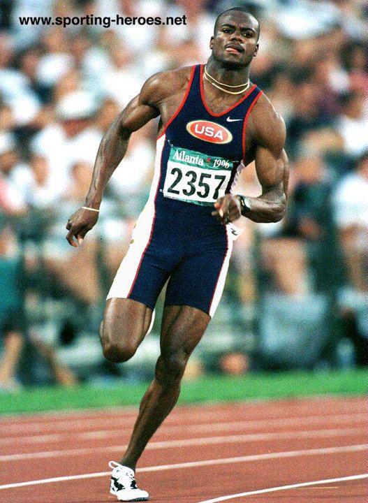 Alvin Harrison Alvin HARRISON 400m silver medal at 2000 Sydney Olympic Games