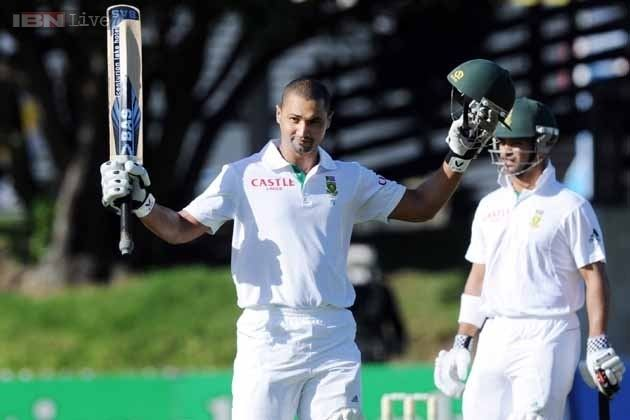 Alviro Petersen (Cricketer) playing cricket