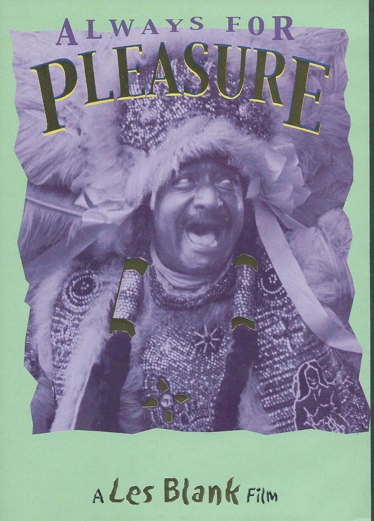 Always for Pleasure Always For Pleasure DVD Louisiana Music Factory