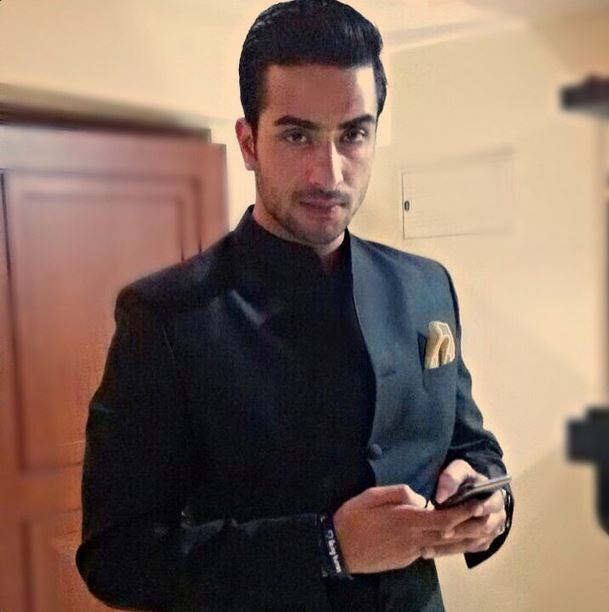 Aly Goni Aly Goni height Age Weight Body Measurements Dress Shoe Chest Biceps