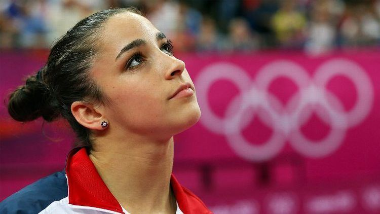 Aly Raisman Dreaming of another Olympics