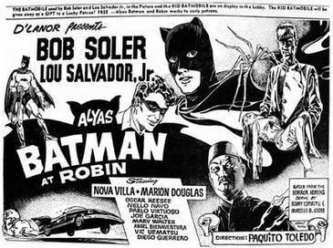 Alyas Batman at Robin movie poster