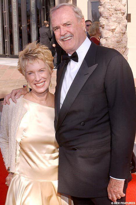 Alyce Cleese Melancholy39 John Cleese and third wife Alyce separate