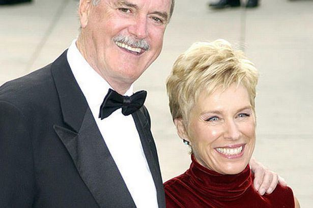 Alyce Cleese Is John Cleese about to walk down the aisle for a 4th time