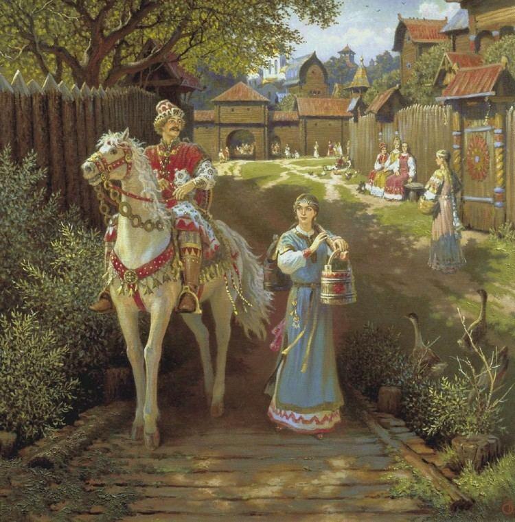 Alyosha Popovich Boris Olshansky Alyosha Popovich and Yelena Krasa 2003 Art and Faith