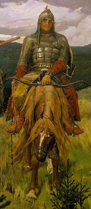 Alyosha Popovich Nowhere to Lead Soldiers Alyosha Popovich a very russian hero