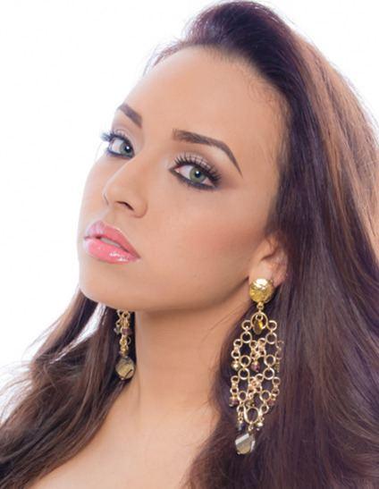 Alysha Boekhoudt Miss Universe Aruba 2015 Alysha Boekhoudt