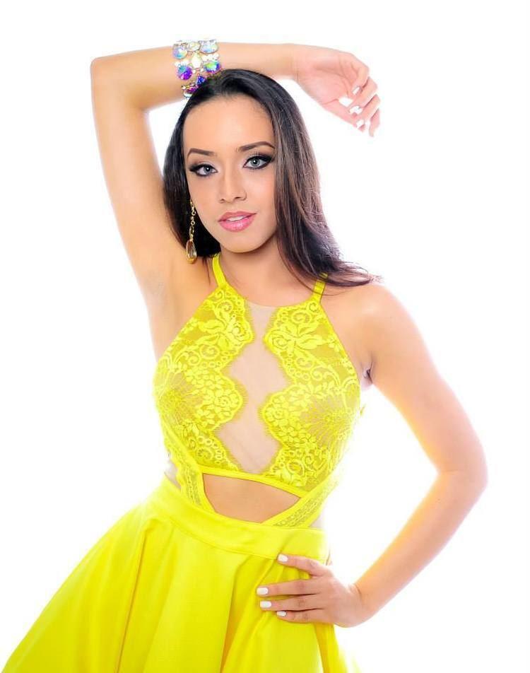 Alysha Boekhoudt Miss Aruba Universe 2015 is Alysha Boekhoudt Beauty