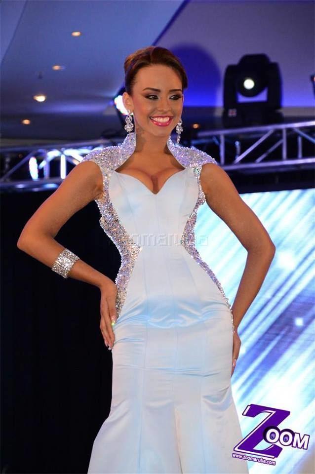 Alysha Boekhoudt Miss Universe Aruba 2015 Alysha Boekhoudt The Great Pageant