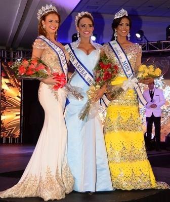Alysha Boekhoudt Aruba crowns its Miss Universe and Miss World bets