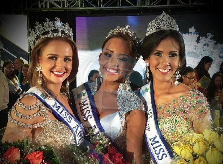 Alysha Boekhoudt NoticiaCla Alysha Boekhoudt ta Miss Aruba 2015