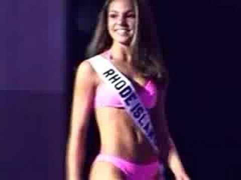 Alysha Castonguay 2002 Miss Rhode Island Teen USA Alysha Castonguay prelim
