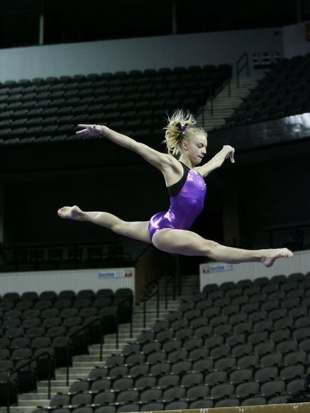 Alyssa Baumann MCSMaria39s Artistic Gymnastics Blog May National Team
