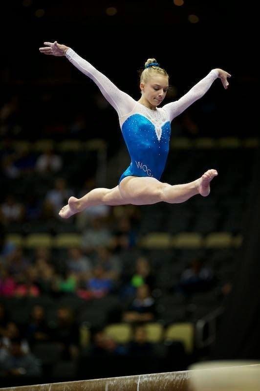 Alyssa Baumann MCSMaria39s Artistic Gymnastics Blog Alyssa Baumann