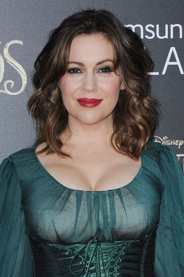 Alyssa Milano Alchetron The Free Social Encyclopedia