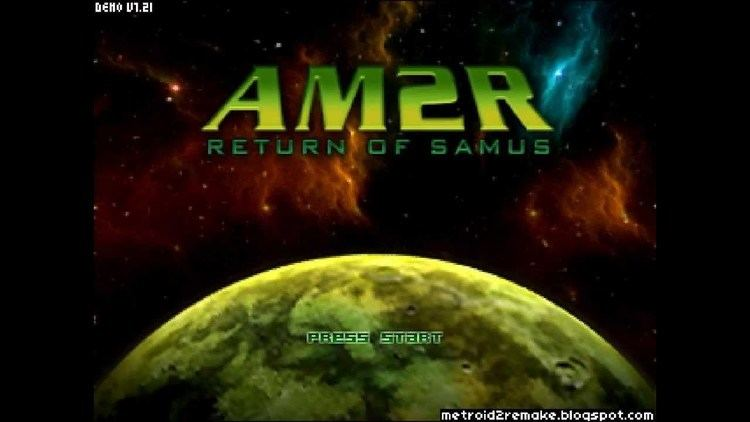 AM2R AM2R Fan Trailer YouTube
