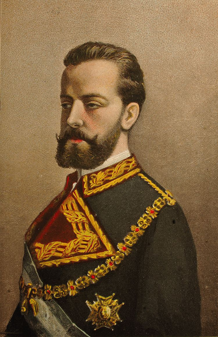 Amadeo I of Spain