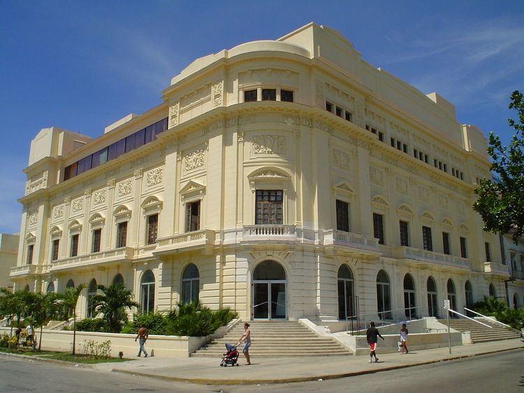 Amadeo Roldán Theatre