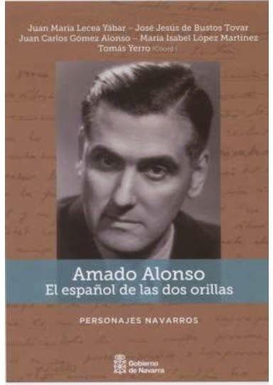 Amado Alonso NOTICIAS DE LERN Presentacin del libro sobre Amado AlonsoLern