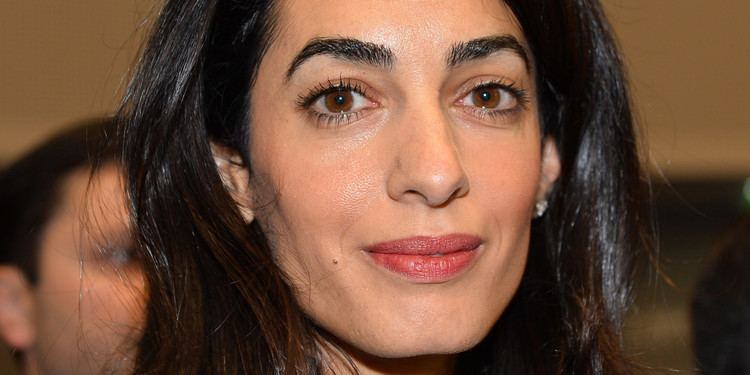 Amal Clooney Amal Clooney Responds To Reporter39s Fashion Question Like