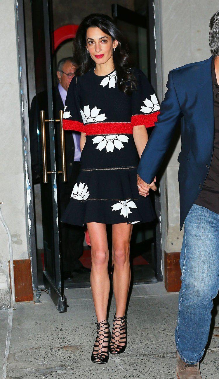 Amal Clooney Amal Clooney Photos Vogue