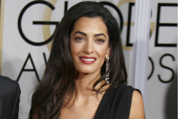 Amal Clooney Amal Clooney Has Best Answer Ever for quotWhat Are You