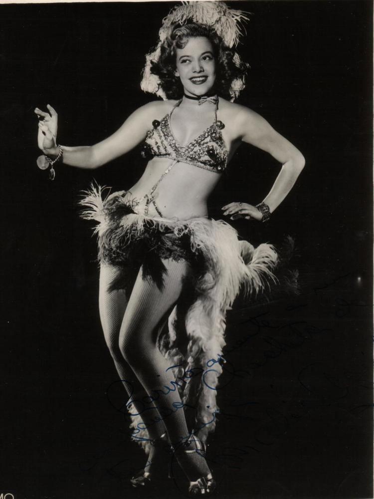 Amalia Aguilar Amalia Aguilar Golden Age of Mexican cinema dancer
